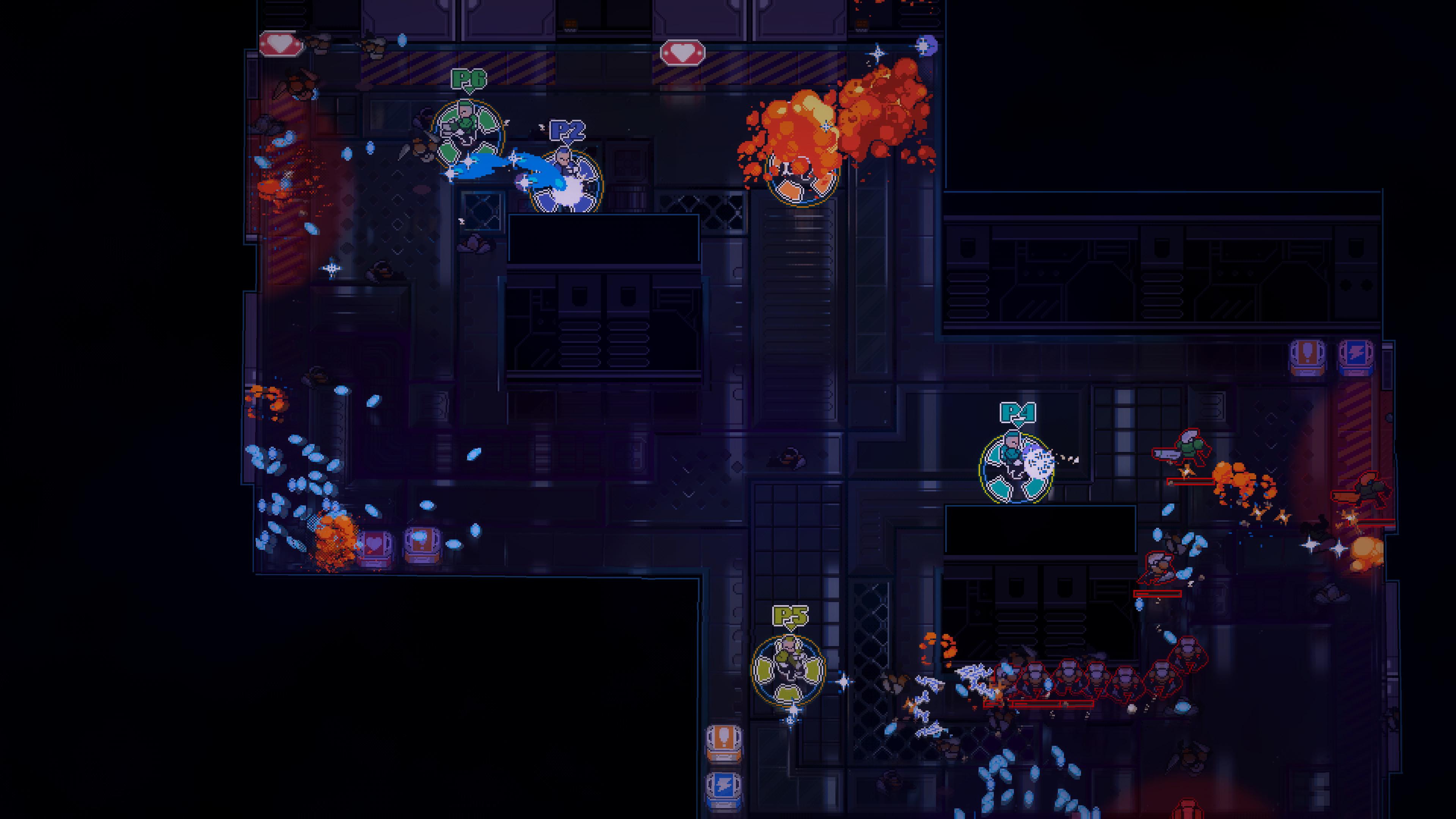 SUPER CIRCUIT BREAKERS - ADAM screenshot