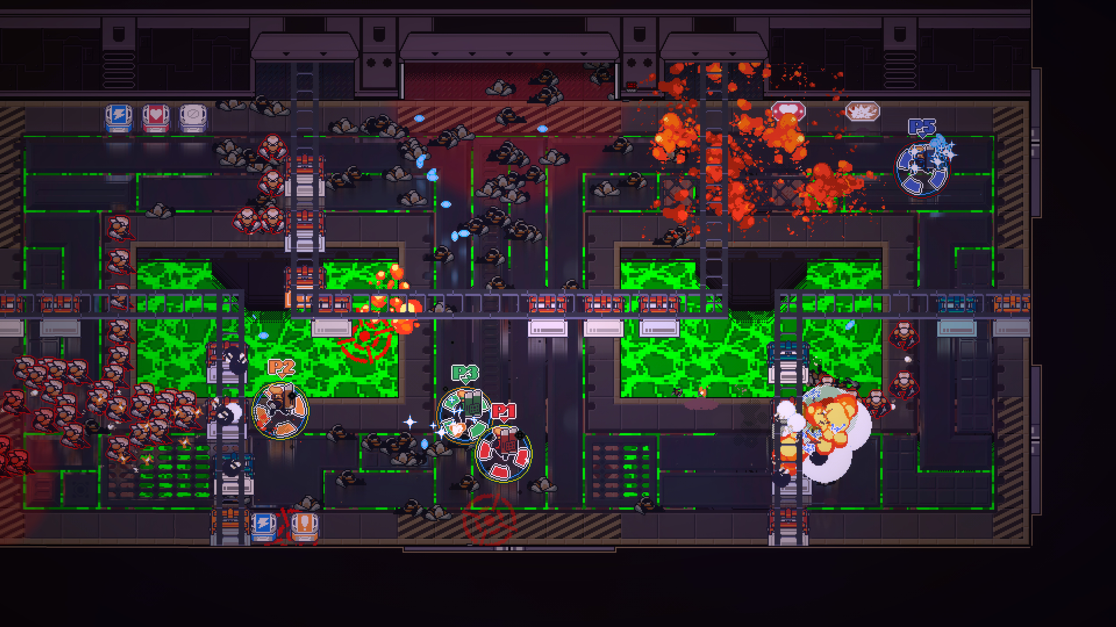 SUPER CIRCUIT BREAKERS - CHUCK screenshot