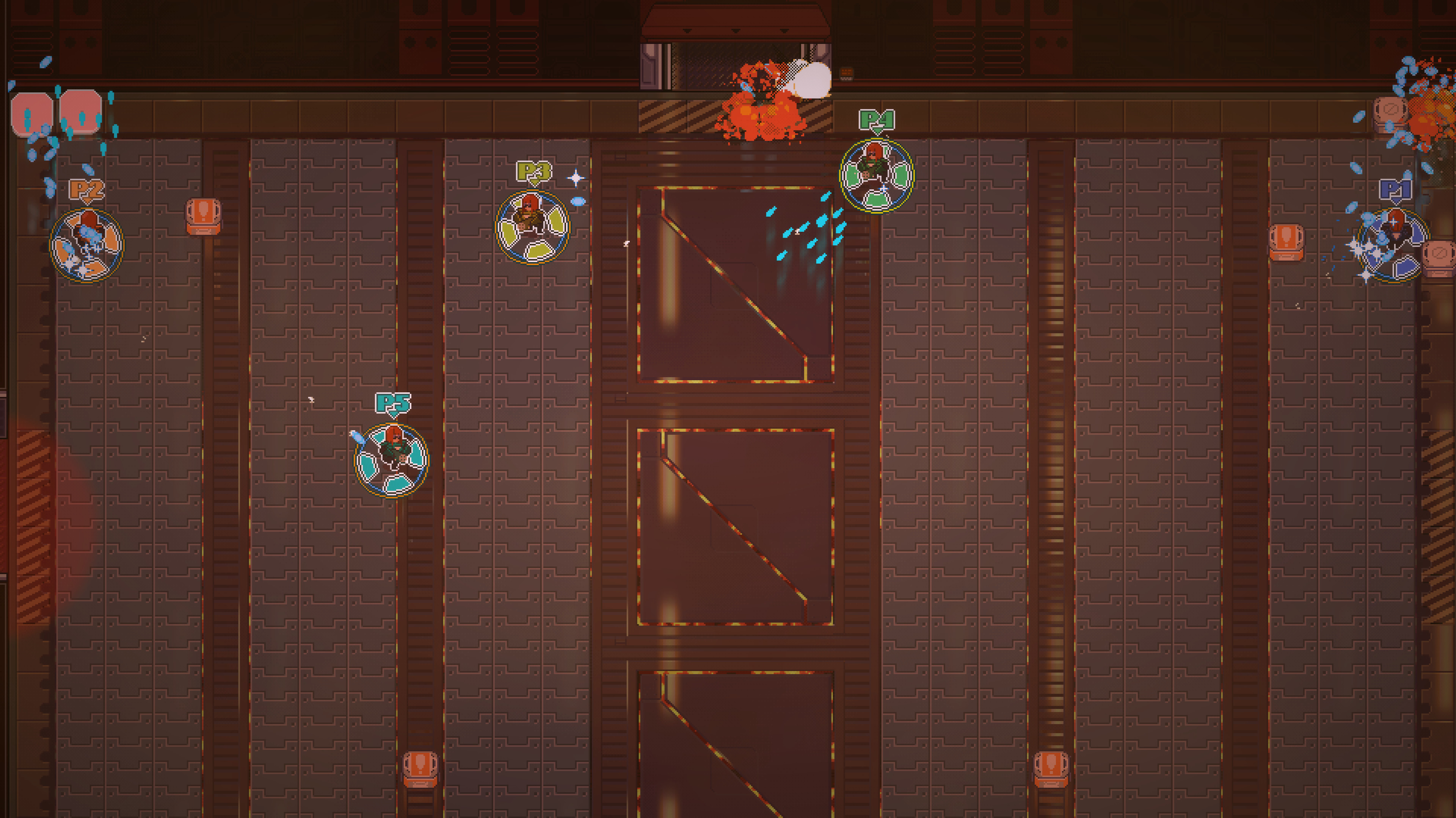 SUPER CIRCUIT BREAKERS - PIPER screenshot