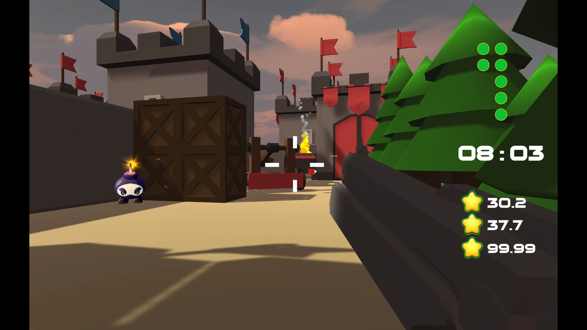 Shoot Pump Shoot screenshot