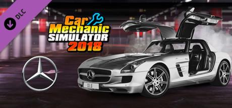 Allgamedeals.com - Car Mechanic Simulator 2018 - Mercedes-Benz DLC - STEAM