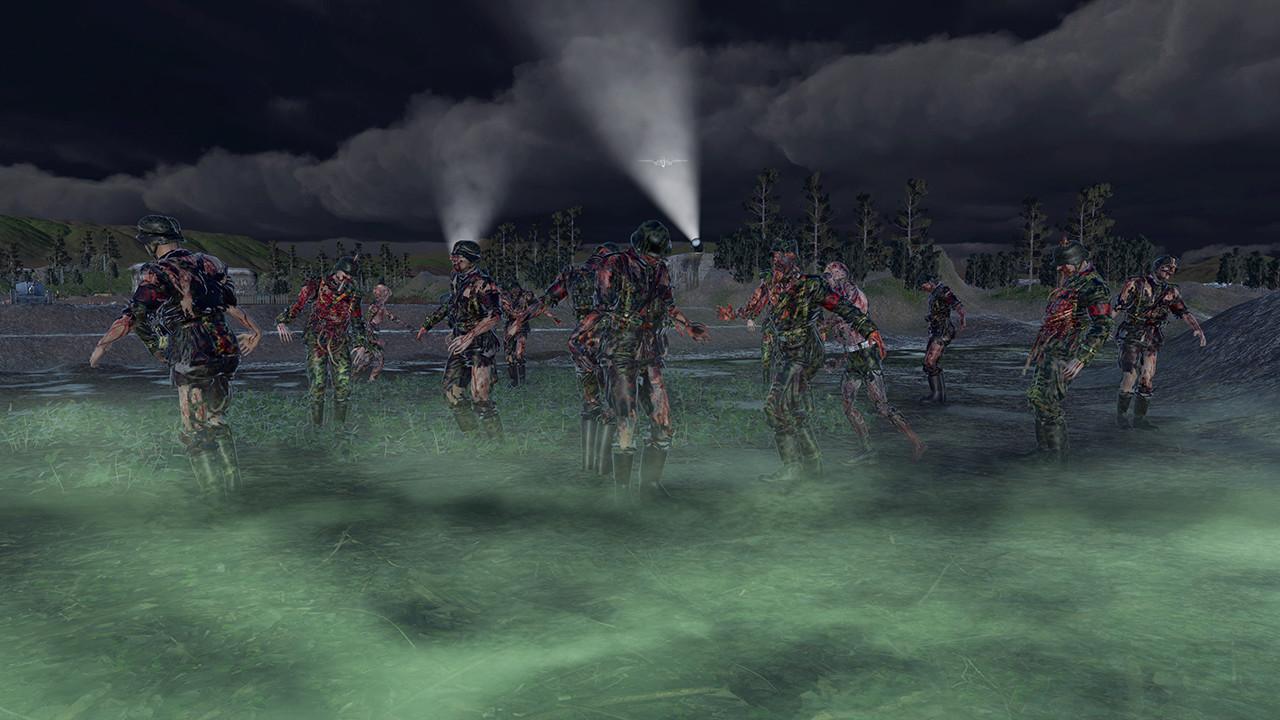 World War 2 Zombie Attack VR Coronavirus Simulator screenshot