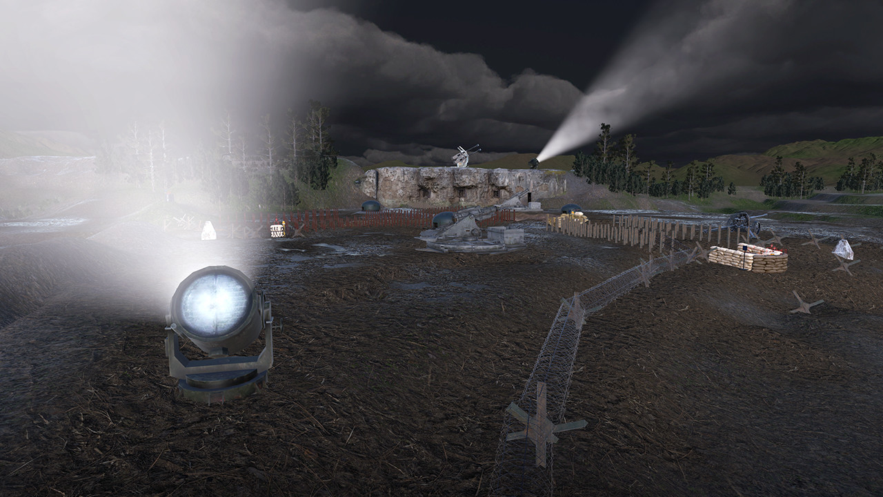 World War 2 Zombie Attack VR Simulator screenshot