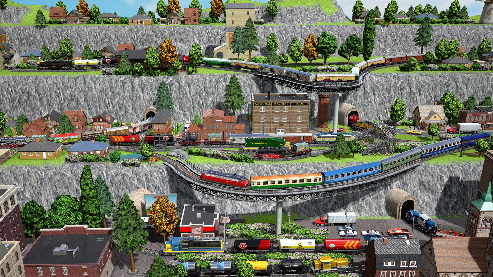 Model Railway Easily screenshot