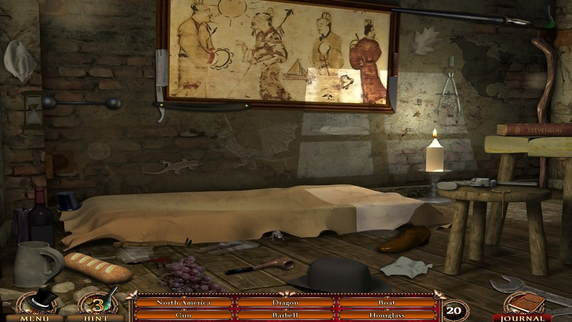 The mysterious Case of Dr. Jekyll and Mr. Hyde screenshot