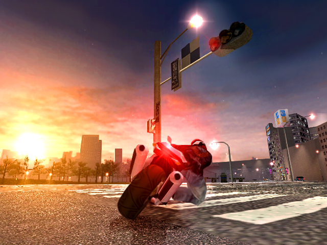 Midnight Club 2 screenshot