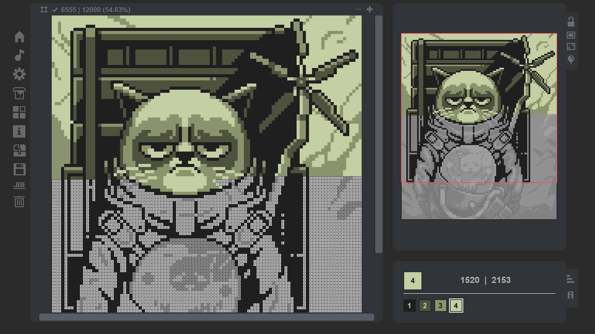 Coloring Game 2 screenshot