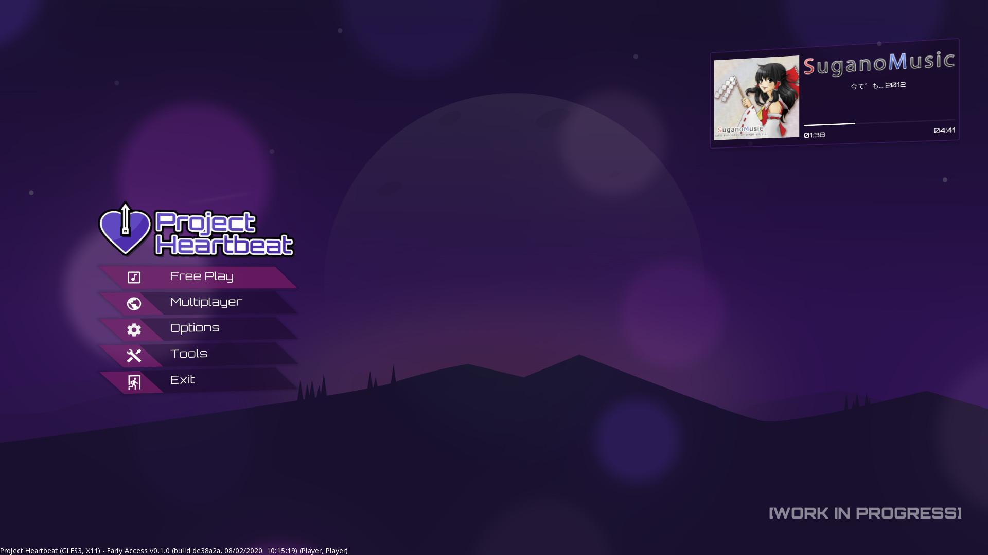 Project Heartbeat screenshot