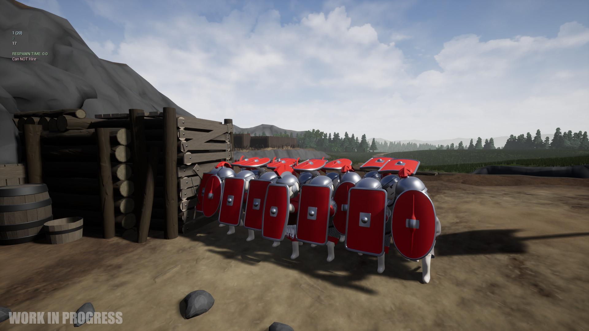 Shieldwall screenshot