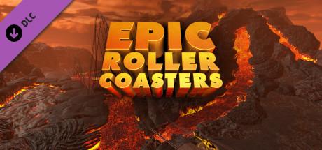 Epic Roller Coasters — Tuwhena Volcano