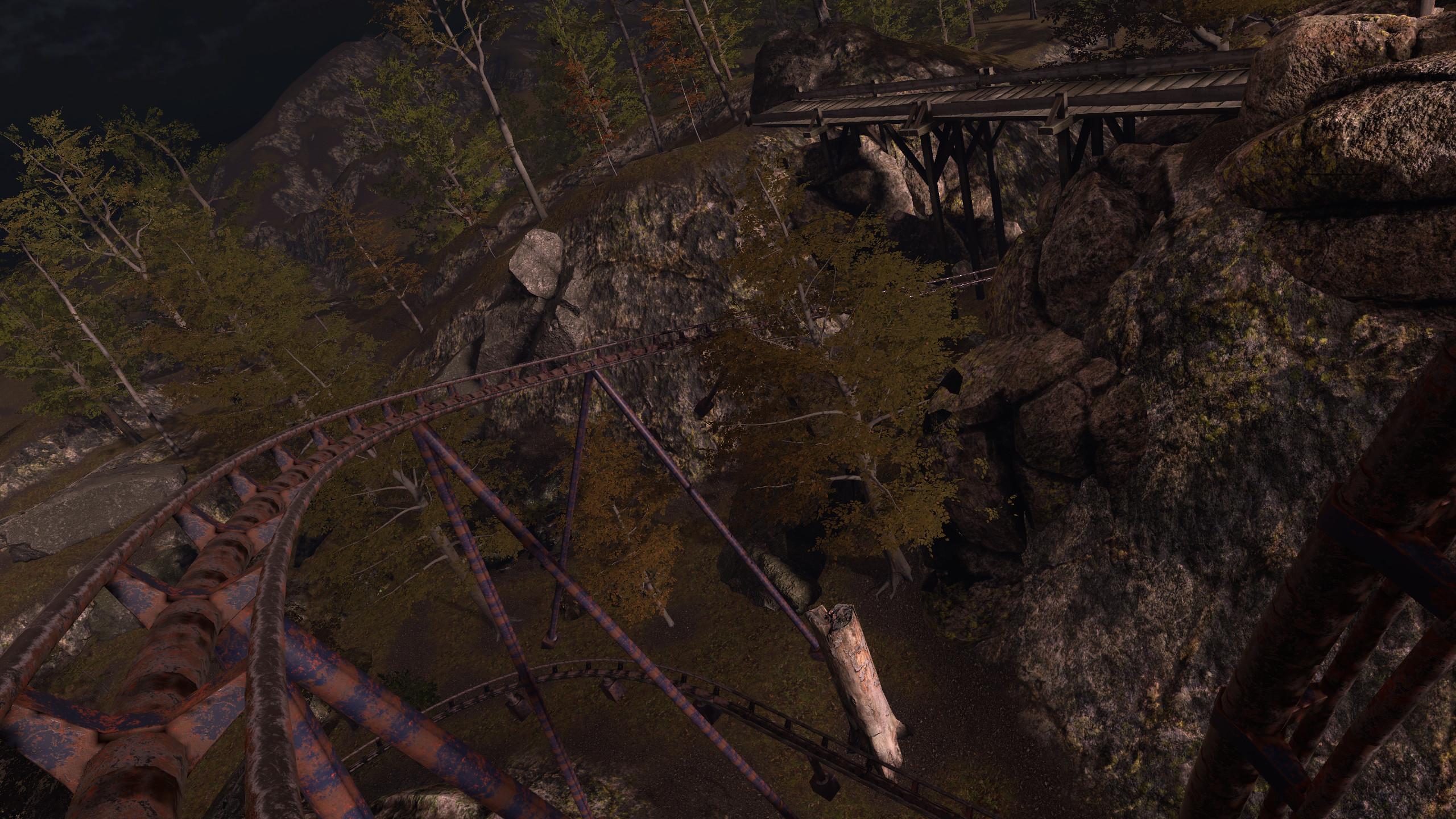 Epic Roller Coasters — Twilight screenshot