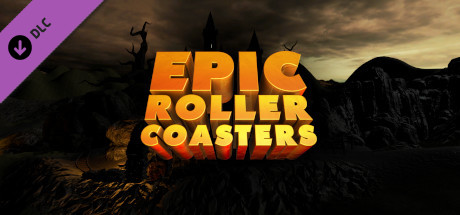 Epic Roller Coasters — Haunted Castle