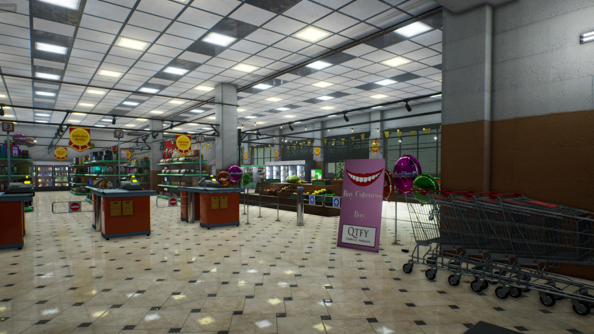 Supermarket Simulator screenshot