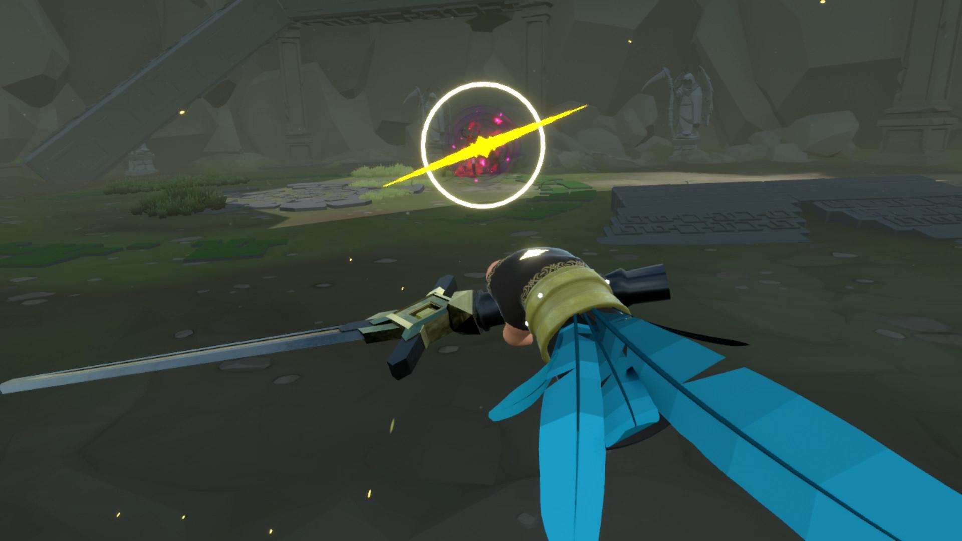 God's Challenge screenshot