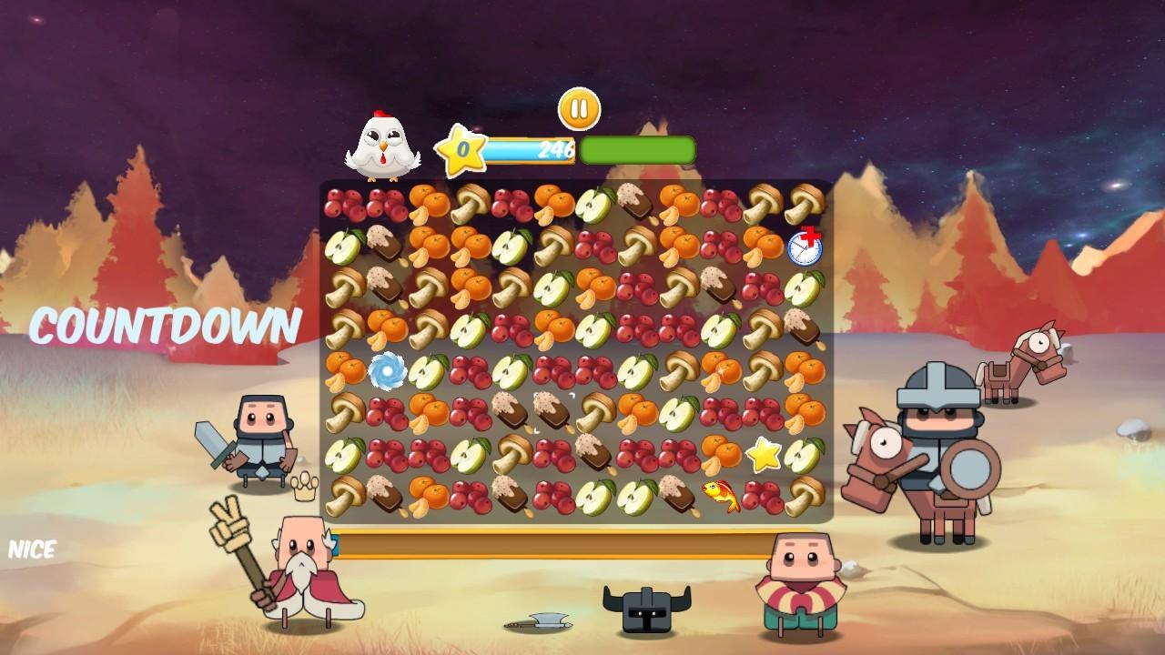 Angry food screenshot