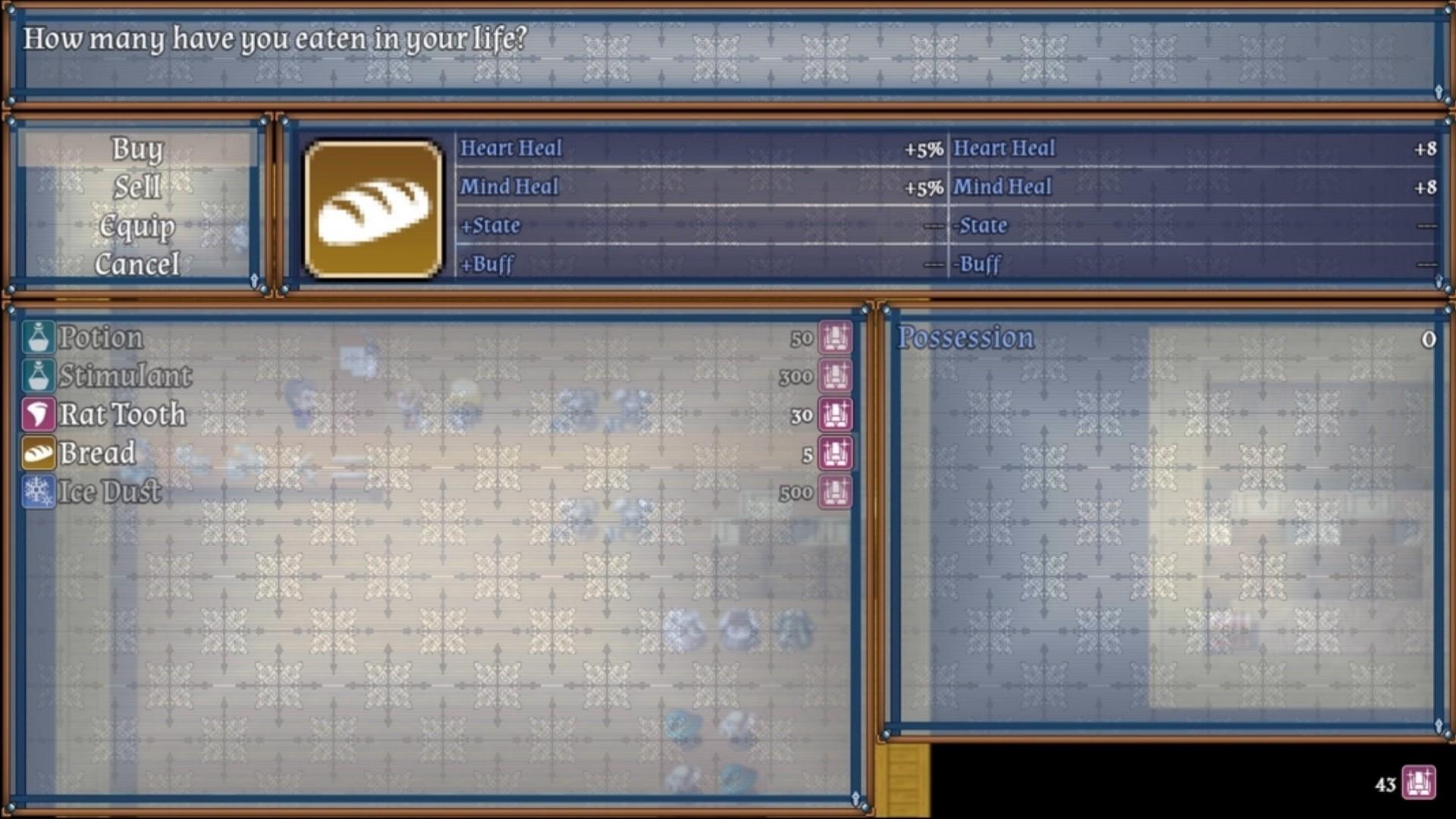 L'Cestrue Seyuntres screenshot