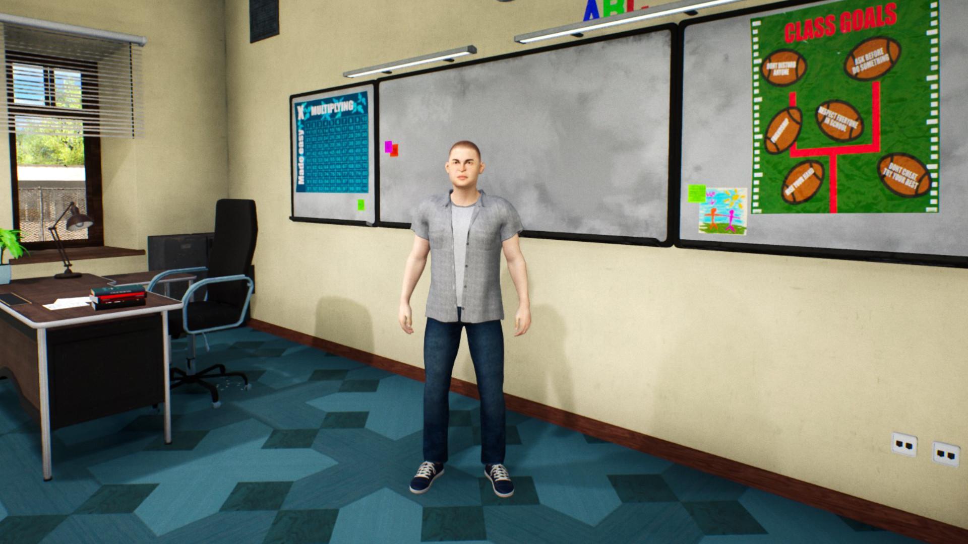 Bad Guys at School screenshot