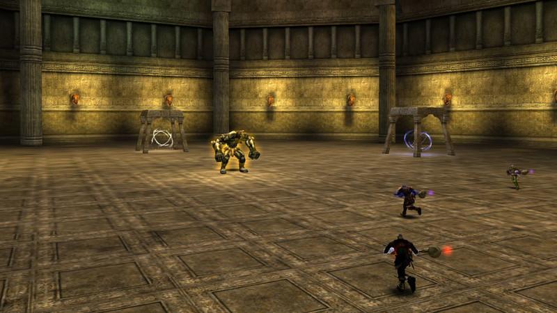 Rakion Chaos Force screenshot