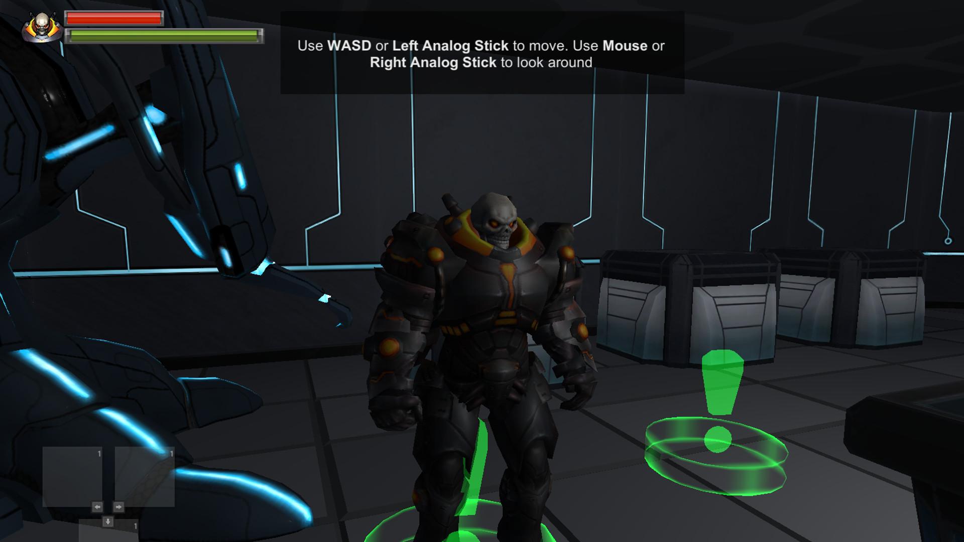 Skull's Solitude screenshot