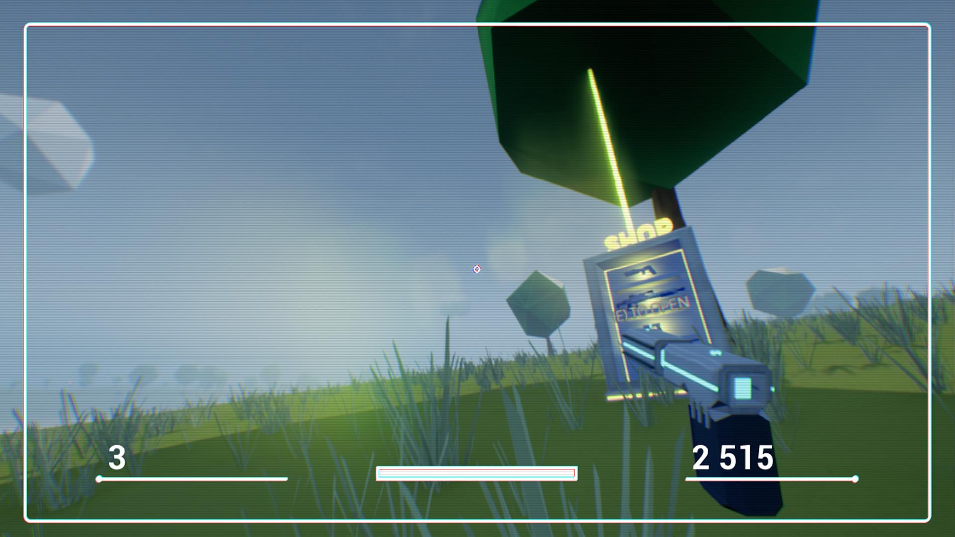 CORVUS screenshot