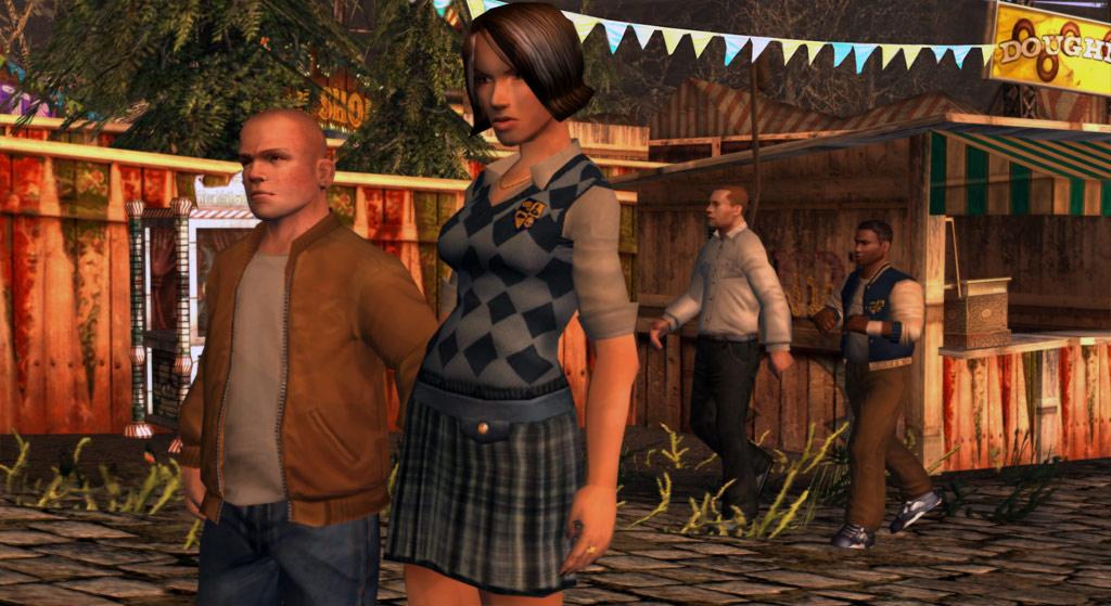 Bully: Scholarship Edition screenshot