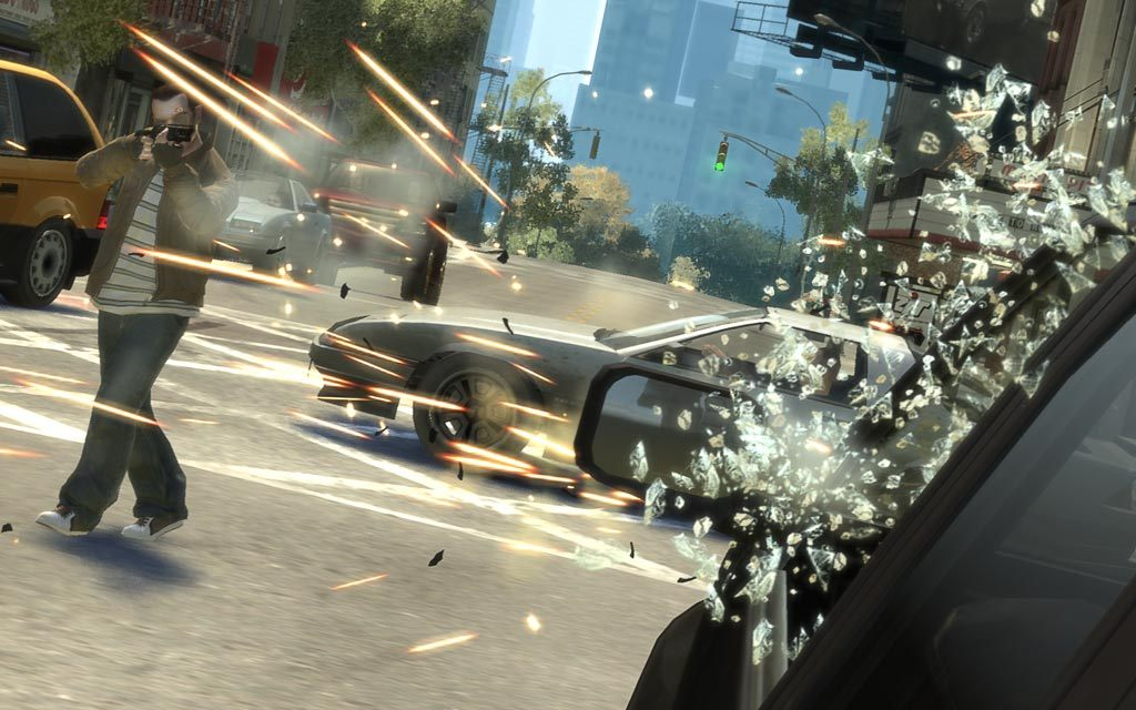 Grand Theft Auto IV (2008) Steam-Rip от R.G. GameWorks