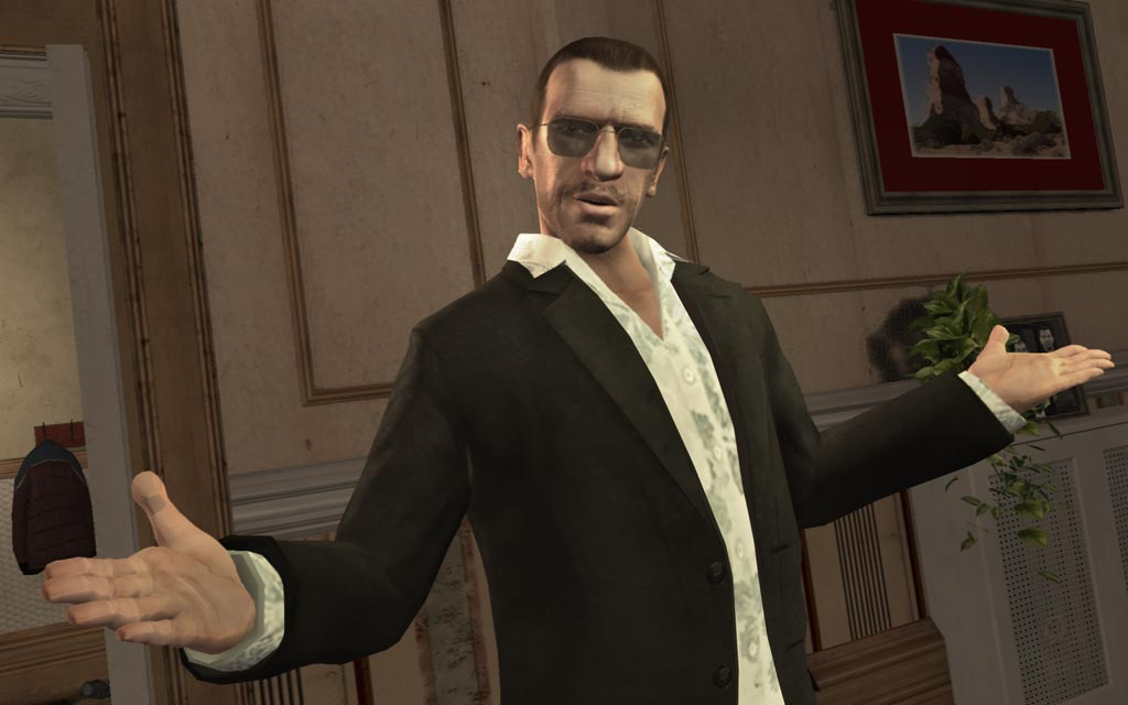 Grand Theft Auto IV screenshot