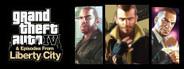 Logo for Grand Theft Auto IV