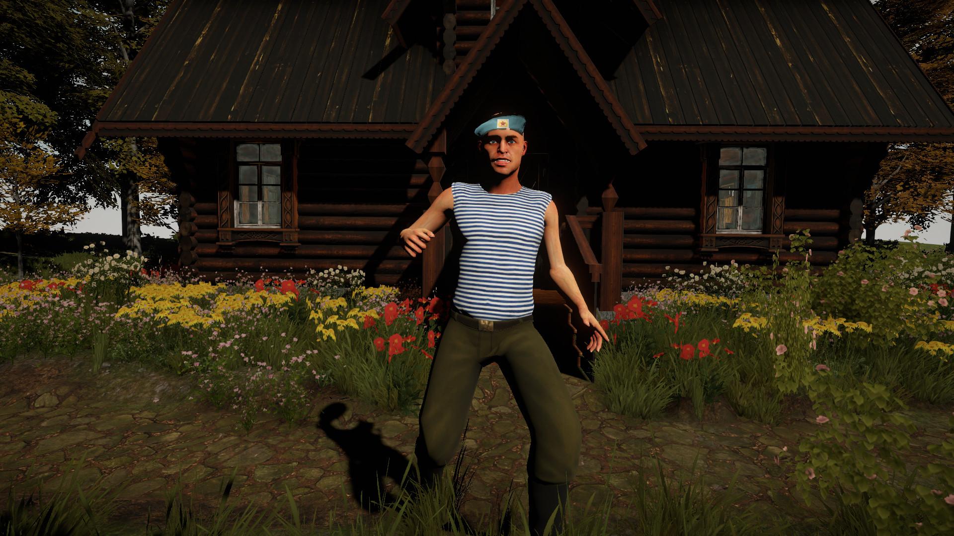 Russian for 3D Visual Novel Maker screenshot