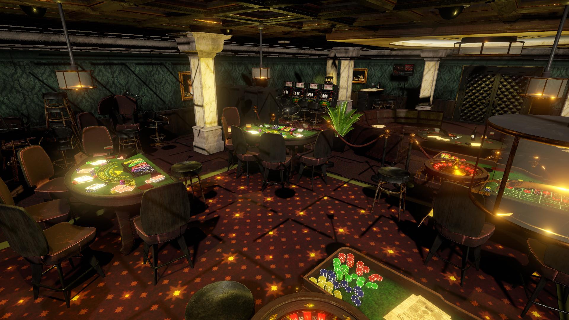 Mafia gangsters for 3D Visual Novel Maker screenshot
