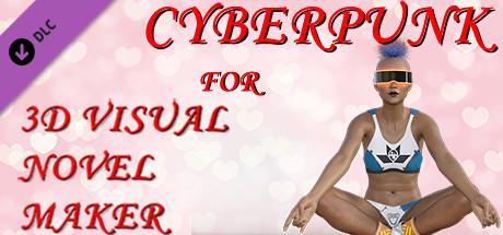 Cyberpunk for 3D Visual Novel Maker