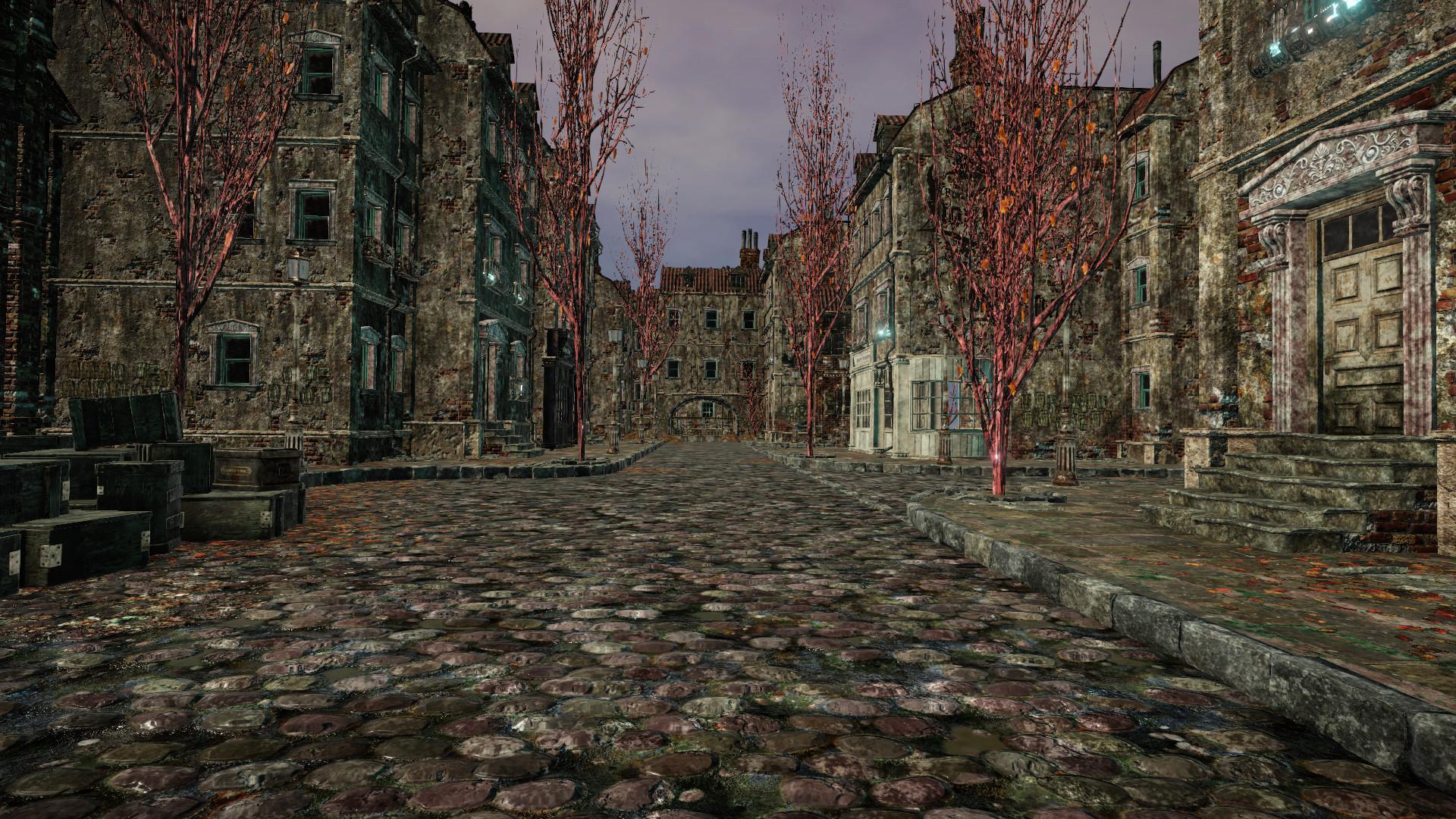 Victorian for 3D Visual Novel Maker screenshot