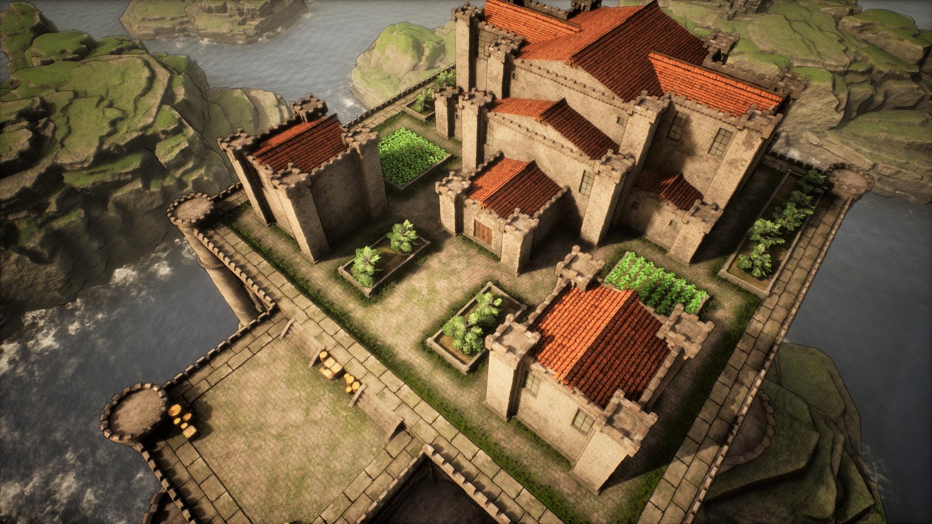 Castle Creator screenshot