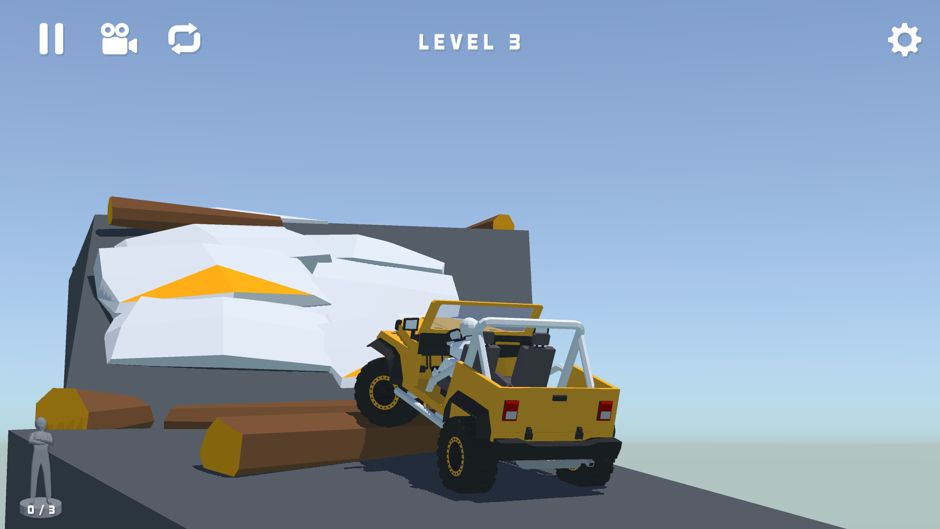 Offroad Mania screenshot