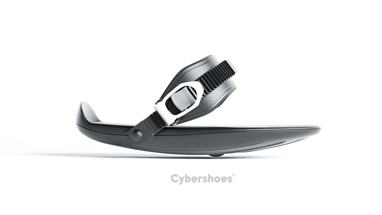 Cybershoes screenshot
