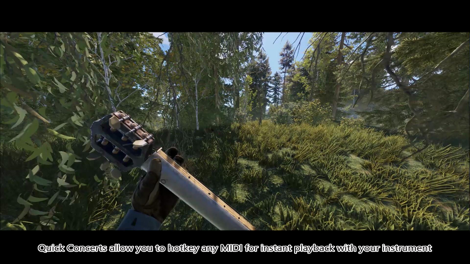 Rustissimo screenshot