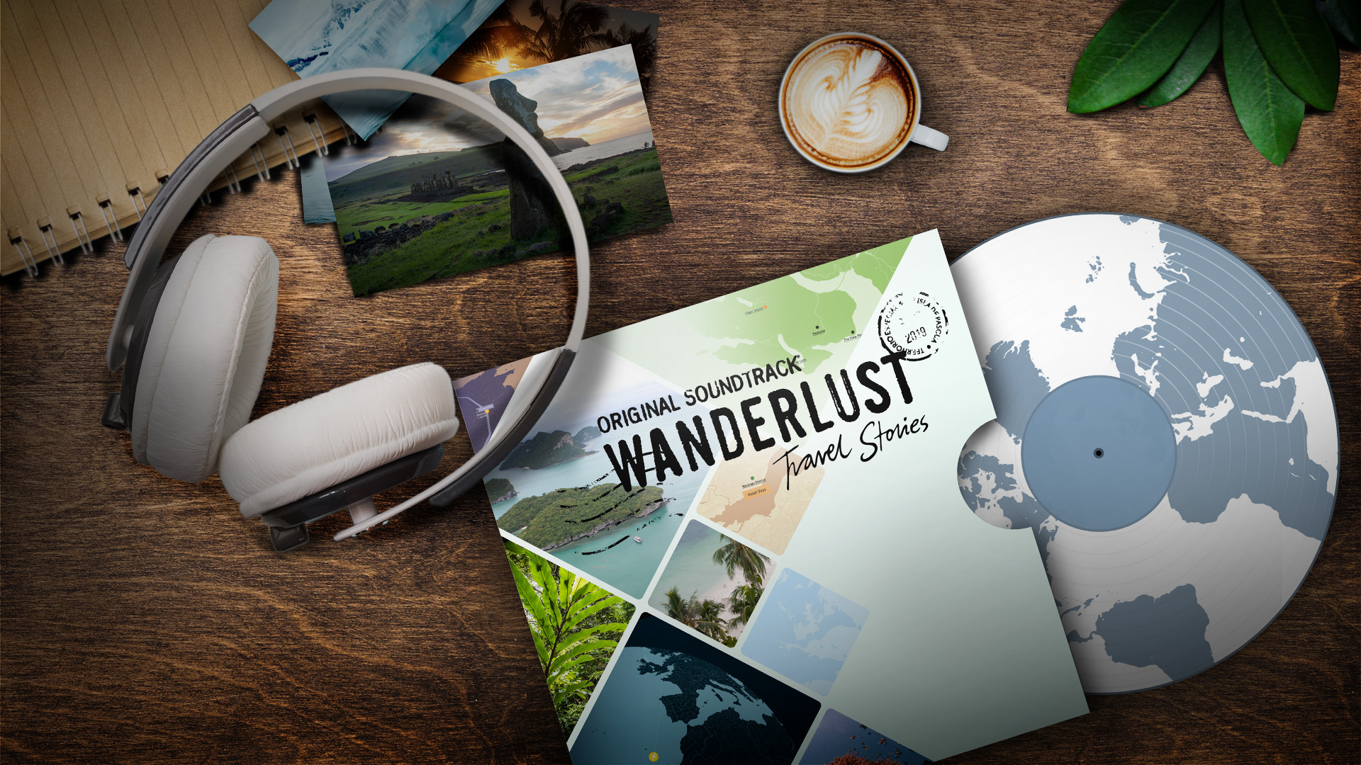 Wanderlust Travel Stories Soundtrack screenshot