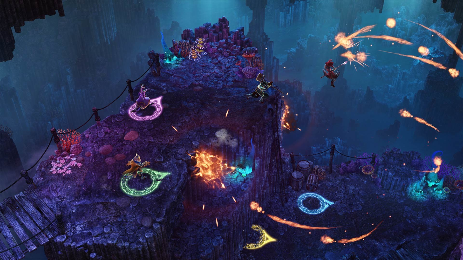 Nine Parchments Soundtrack screenshot