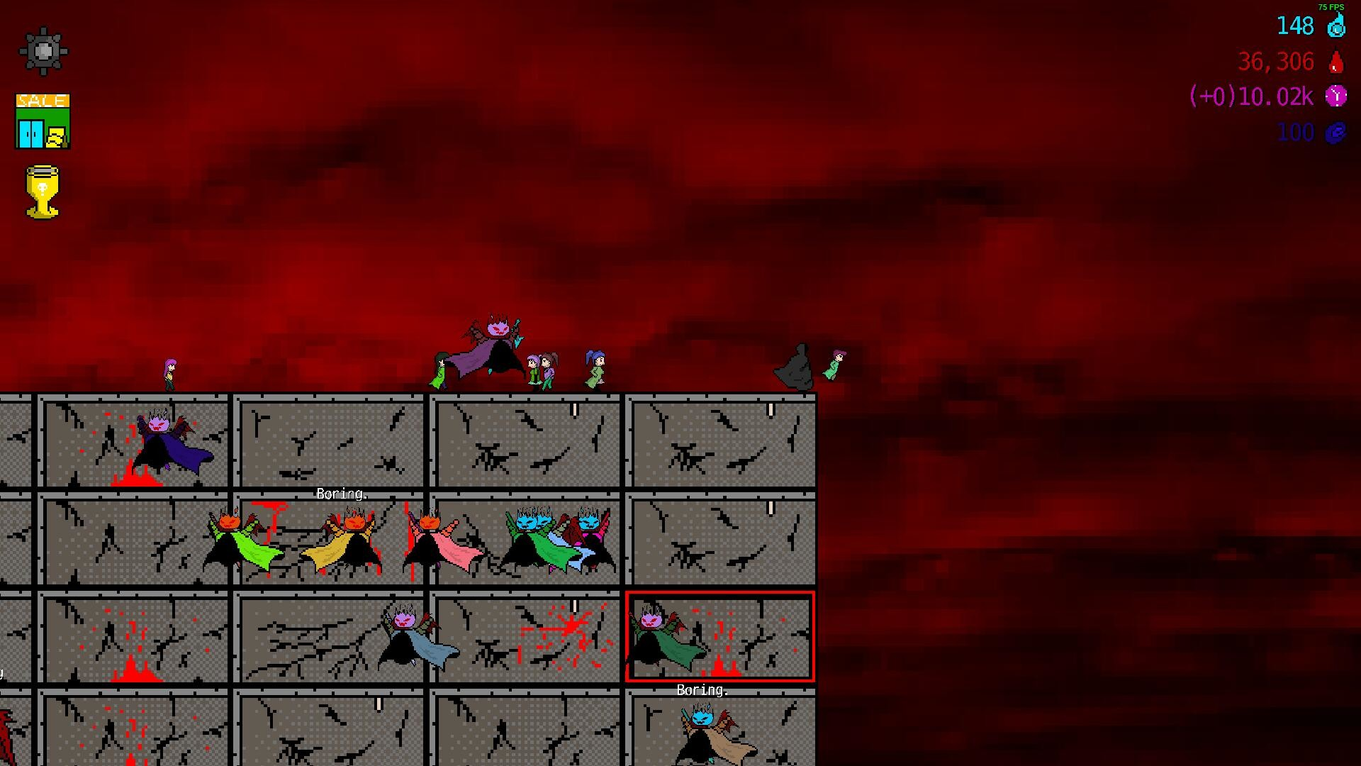 Jump To Die 2 - Bloody Soul screenshot
