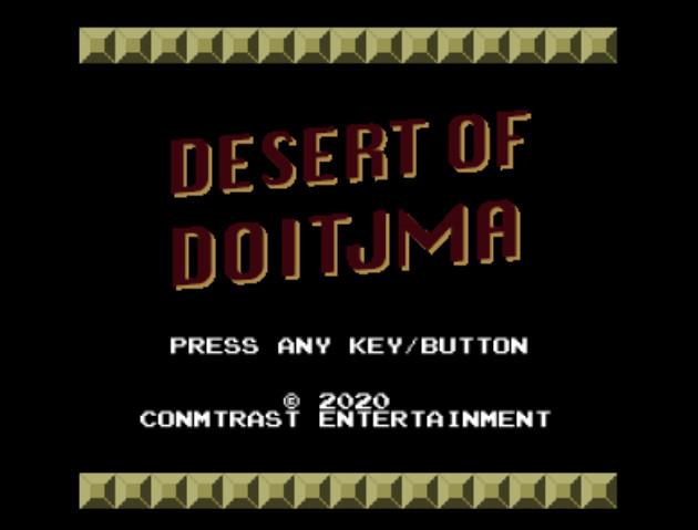 Desert of Doitjma screenshot