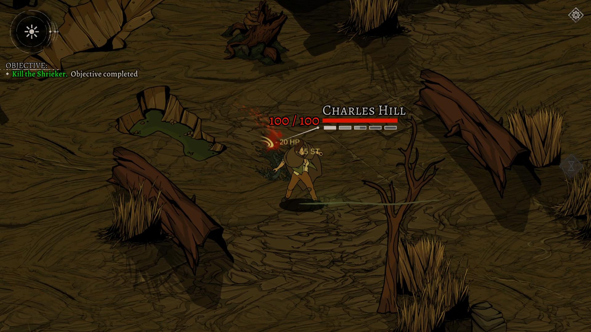 Alder's Blood: Prologue screenshot