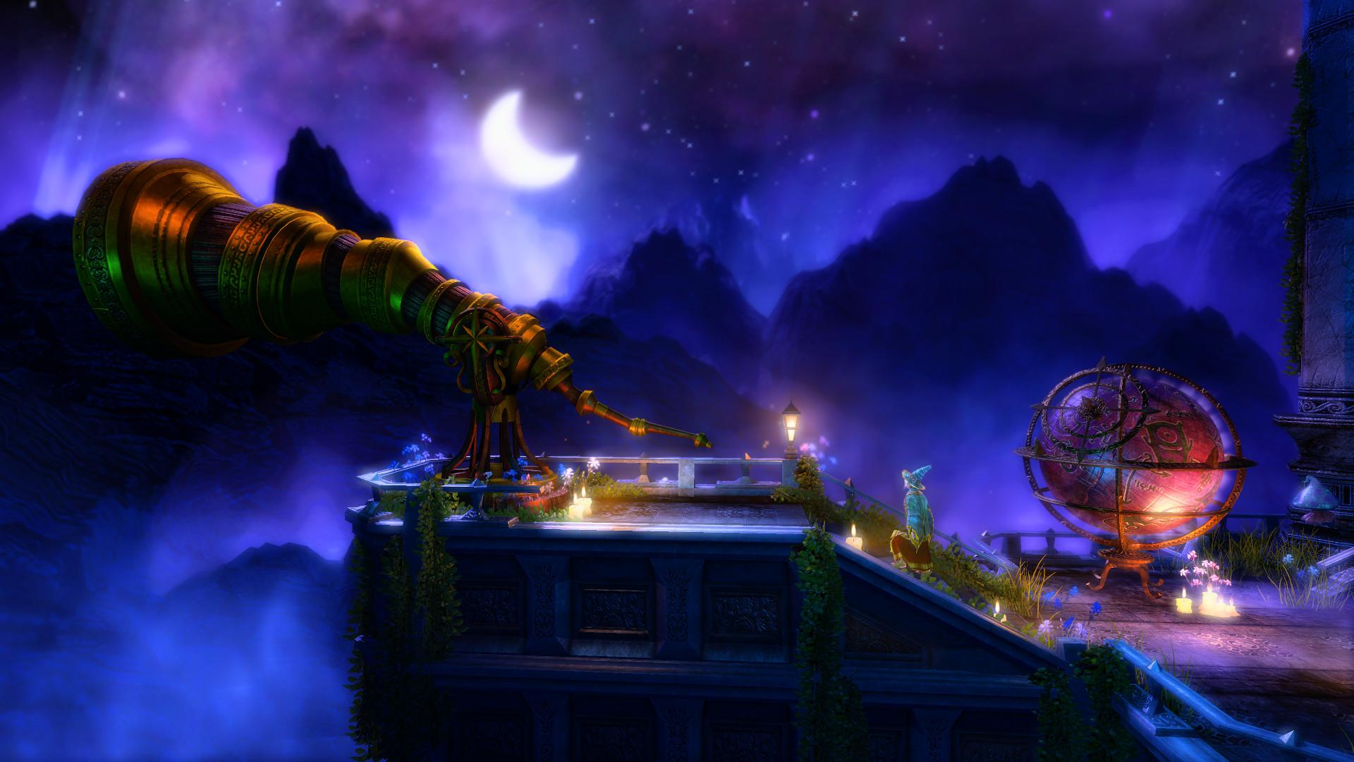 Trine Soundtrack screenshot