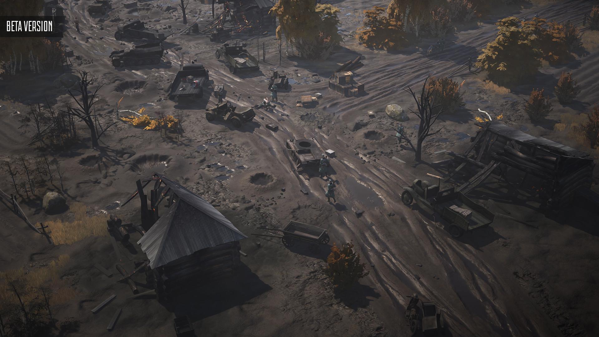 Partisans 1941 screenshot