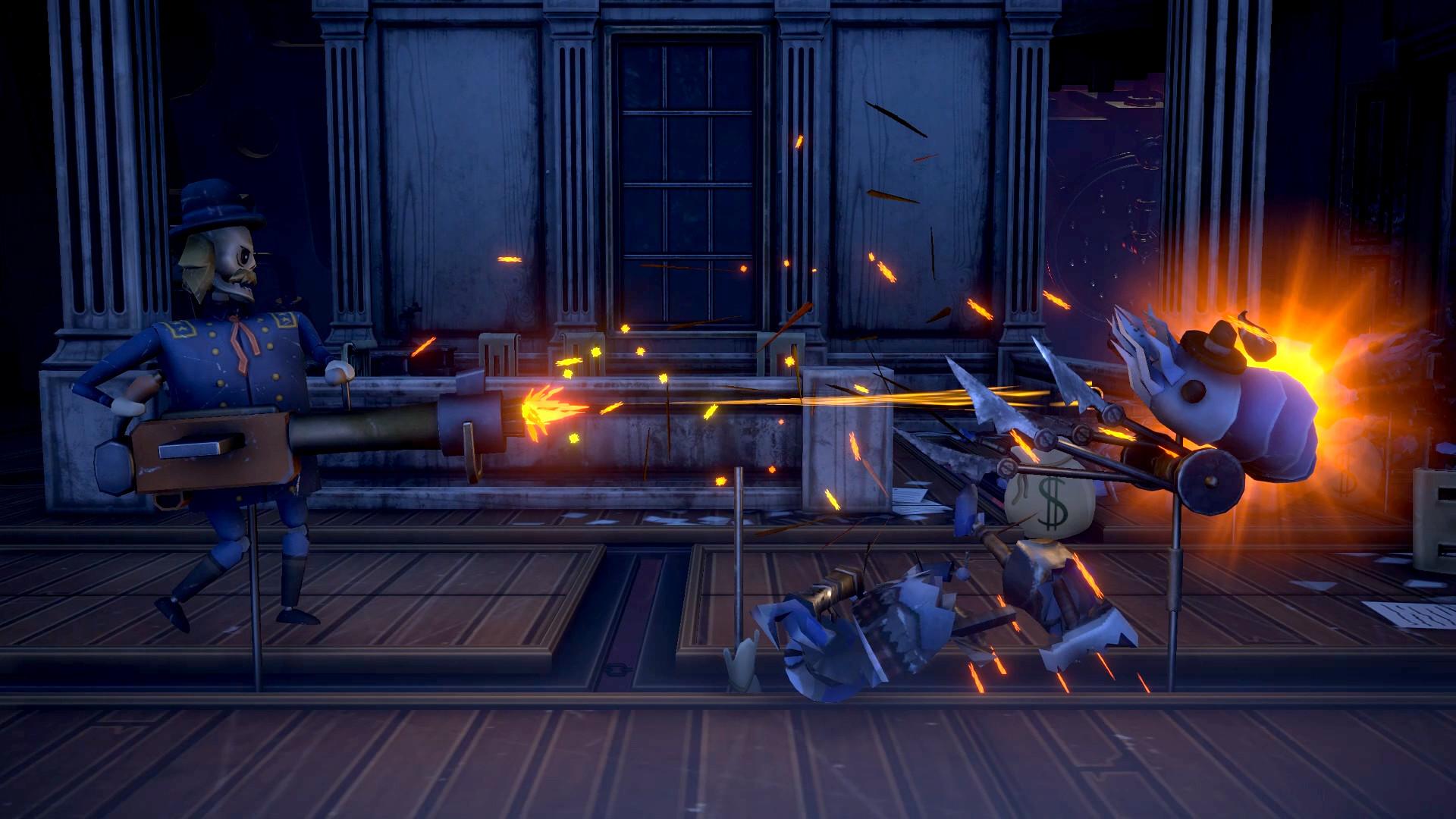Bartlow's Dread Machine screenshot