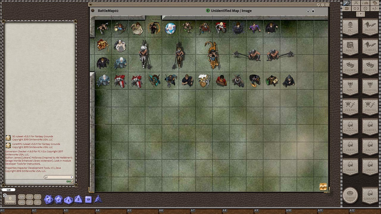 Fantasy Grounds - Devin Night TP130: Heroic Characters 26 screenshot