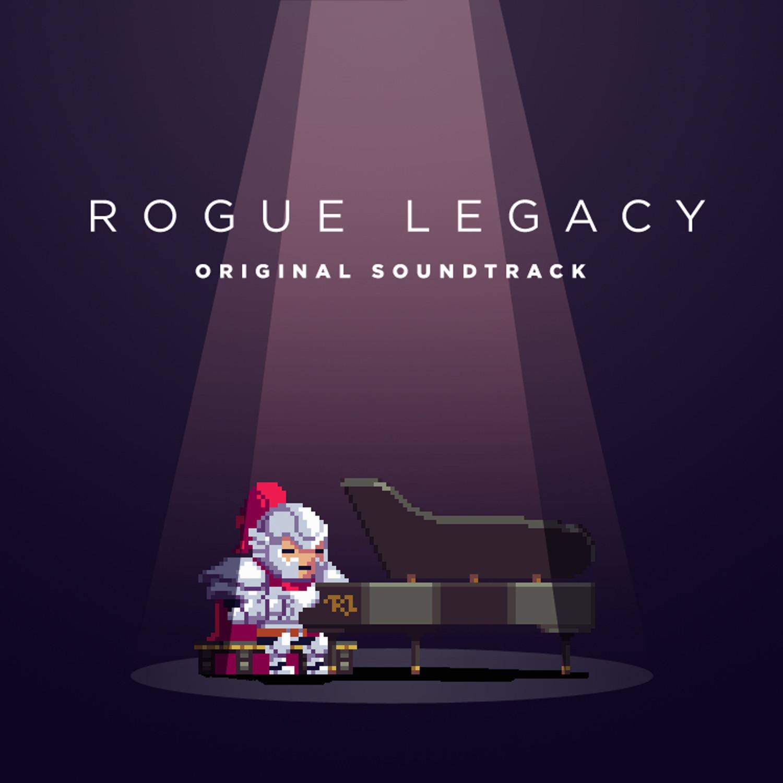 Rogue Legacy Soundtrack screenshot