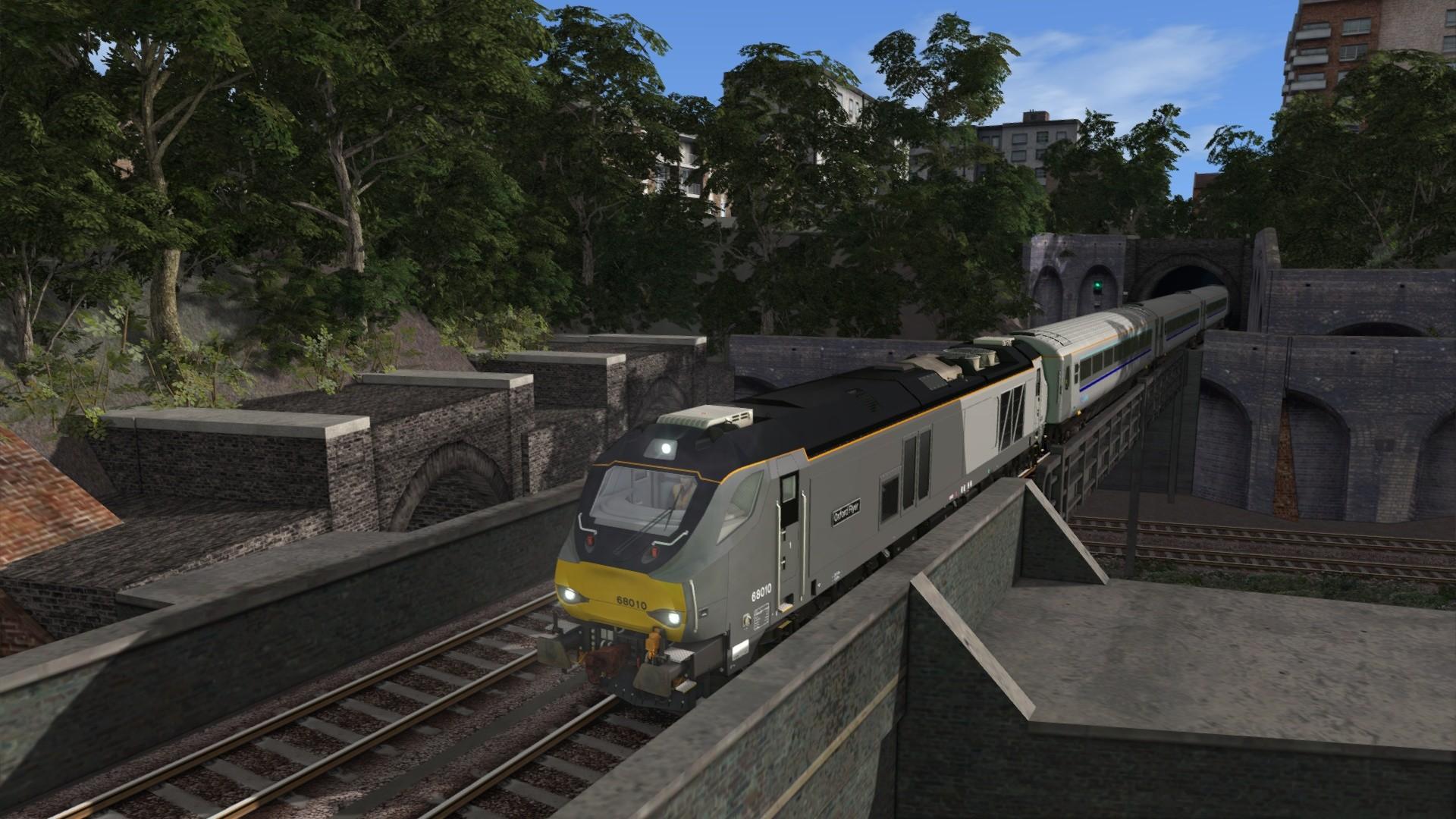 Train Simulator: Chiltern Main Line: London - Birmingham Route Add-On screenshot