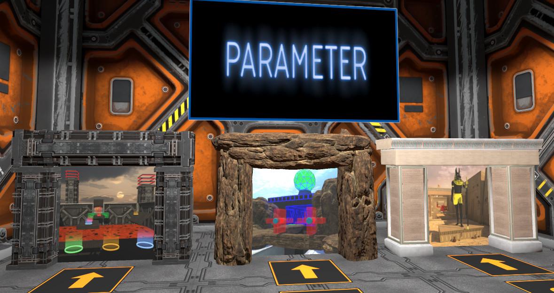 Parameter screenshot