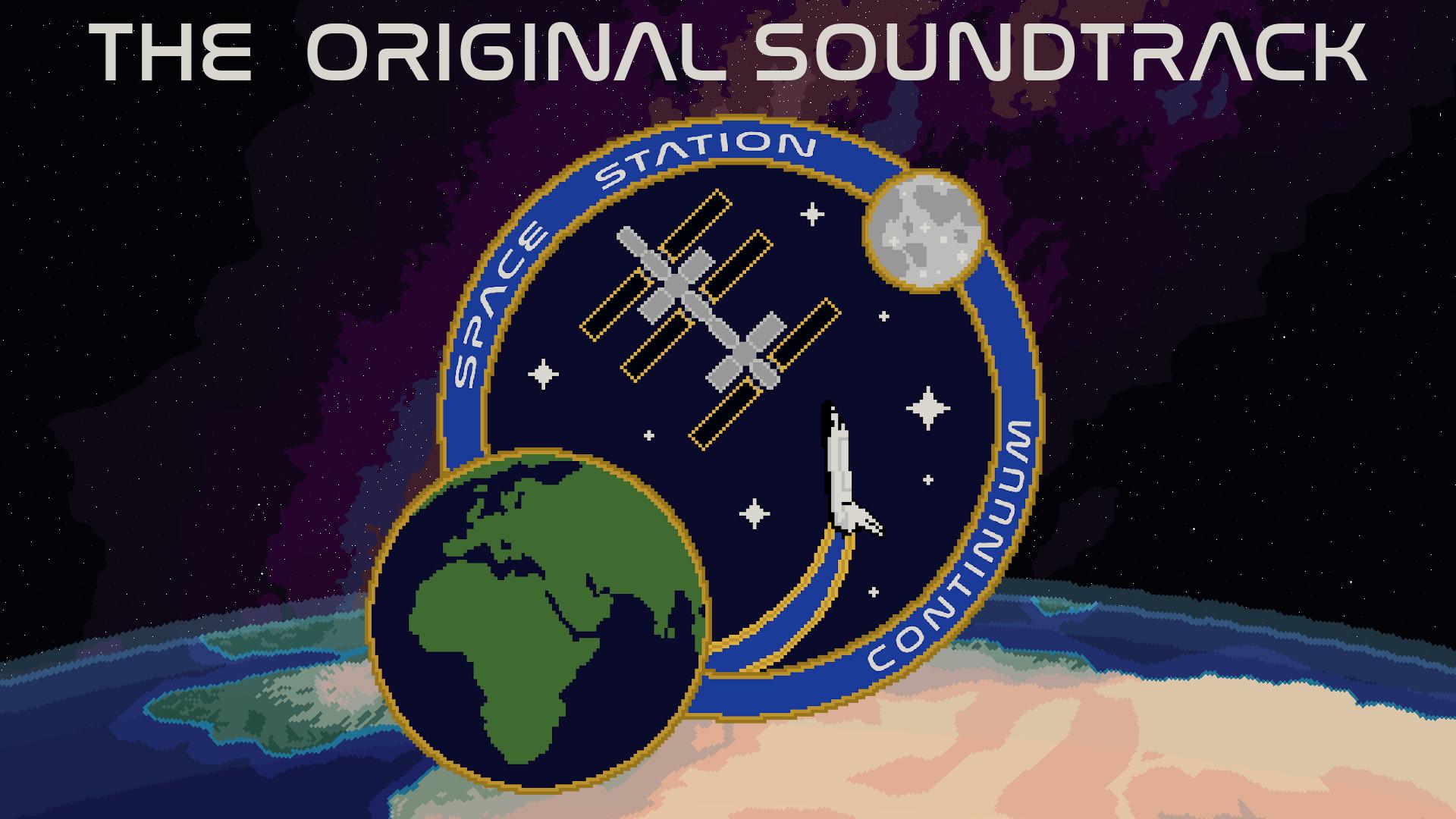 Space Station Continuum Soundtrack screenshot