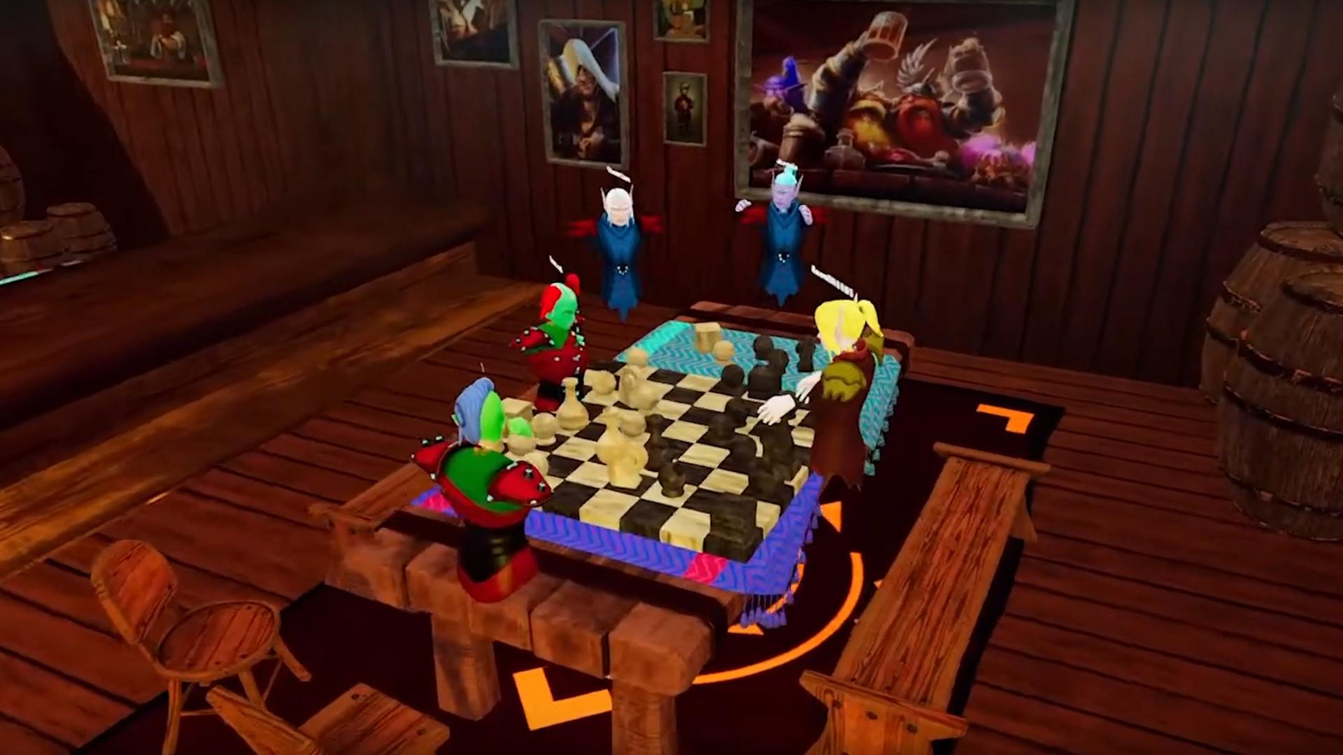 Teleporter: World of Gamers (Alpha) screenshot